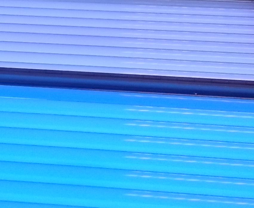 due blu